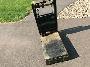 Antique Howe Army Navy Folding Scale