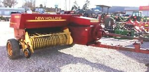 New Holland 316 Square Hay Baler Can Ship 1 85 Loaded Mile