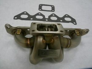 Obx Turbo Manifold For 1997 2007 Hyundai Tiburon 2 0l Dohc With T3 Flange Iwg