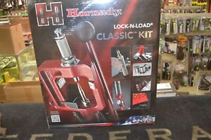 Hornady Lock-N-Load Classic Kit Reloading Press NIB