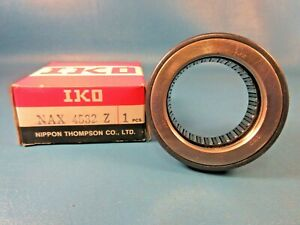 Iko Nax4532z Needle Roller Bearing With Thrust Ball Bearing nippon Thomson