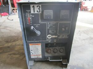 Miller Cp 300 Constant Voltage Arc Welding Power Source used