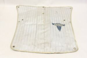 Original 1930 s Chevrolet Car Truck Winter Cold Weather Grille Cover Accessory