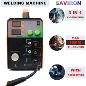 Mig Welder Tig Mma Welding Machine Mag 200a Use In Both With Gas And Without Gas