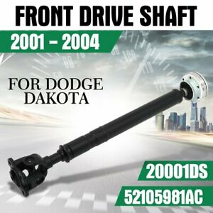 New Complete Front Drive Shaft Assembly For Dodge Dakota 4x4 4wd 26 Hot