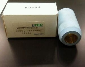 Two 2 L tec Heat Shield Assembly 70 100 21326 New