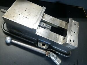 Usa Made Kurt Vise D60 6 Anglock Precision Machine Vise Handle Machinist