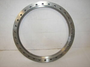 High Vacuum Chamber 13 25 Cff Conflat Flange Reducer Ring 11 1 2 Id 12 Bcd