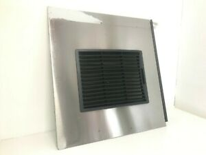 Scotsman Ice Machine Side Panel Grill 22 X 22 Stainless Steel W Filter