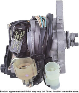 Reman Distributor Electronic Fits 1990 1991 Honda Civic Civic Crx Pronto Cardo