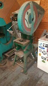10 Ton Havir Press Rite No 1a Obi Punch Press