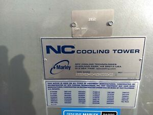 Marley Cooling Tower Mod Nc8402gc new 15 000