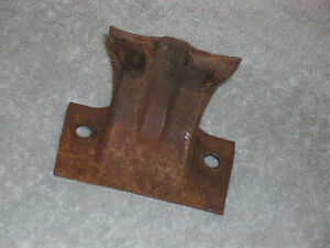 1938 47 Packard Trunk Spare Tire Stop