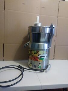 Commercial Juicer Processor