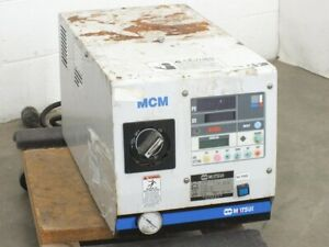 Matsui Mcm 151 Plastic Injection Molder Temperature Controller 460v 3ph As Is