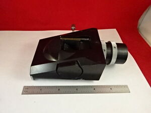Vickers England Uk Vertical Illuminator Microscope Part As Pictured