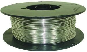 Aluminum Wire 1000 Ft 9 gauge Horse Fencing High Grade Alloy Mettalic Wire