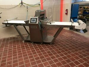 Rollmatic Eurostar Automatic Dough Sheeter With Two Rollers