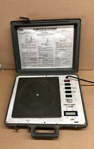 Cps Compute a charge Cc 600 Refrigerant Scale