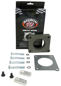 Maximizer Throttle Body Spacer Fits Ford Mustang 94 95 V8 5 0l
