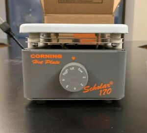 New In Box Corning Pc 170 Scholar Hot Plate