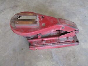 Ih Farmall 400 450 300 350 Easy Rider Seat Base Assembly Antique Tractor