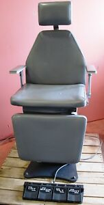 Mti 530h 115 Ent Power Exam Chair Procedue Power Chair Table With Foot Switch