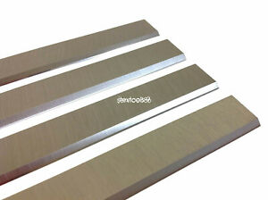 Set Of 4 20 x1 x1 8 T1 Hss Planer Blades For Grizzly Powermatic Parks Ttl