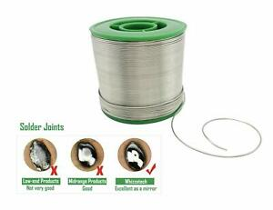Solder Wire Lead Free Sn99 3 Cu0 7 With Rosin Core For Electronic 500g 1 1lb 1mm