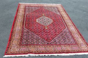 Persian Bijar Carpet 10 9 X 6 7 Excellent Condition