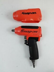 Orange Snap On Mg325 3 8 Drive Impact Wrench Great Condition