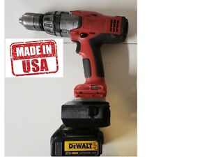 Dewalt 20v Lithium Battery To Milwaukee V18 Nicad Tool Adapter