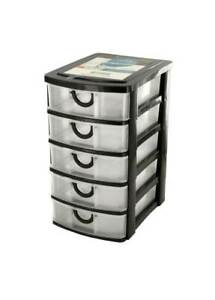 5 drawer Desktop Storage Organizer Set Of 4 id 3691759