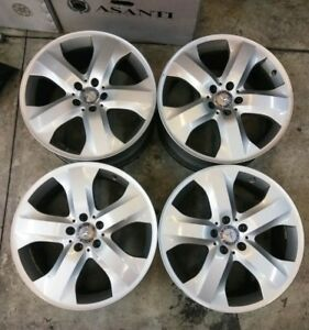 4 19 Mercedes Benz Gl350 Gl320 Gl450 Factory Wheels Oem Rims 85107 A164401590