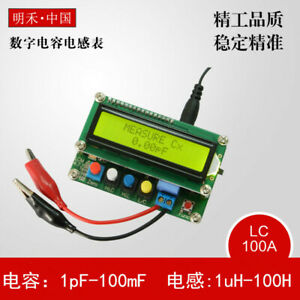 Lc100 a Lc Meter Inductive Capacitance Meter