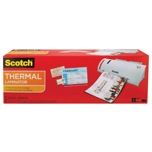 Scotch Thermal Laminator 14 75 X 4 75 X 3 75 Inches tl902a