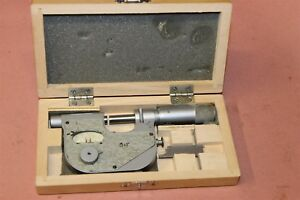 Spi 0001 Dial Indicating Micrometer 0 1
