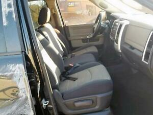 09 12 Ram Crew Cab Front Driver Passenger Buckets W Center Rear Seats