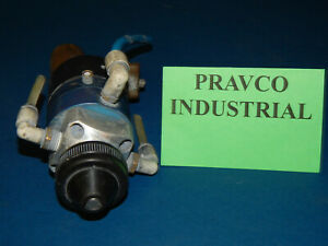 Pneumatic Automatic Spray Gun Head With Adjustable Base And 3 Elbows