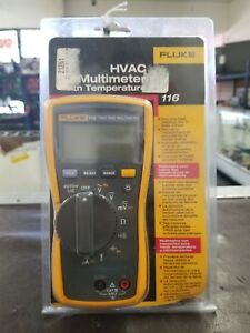 Fluke 116 True Rms Multimeter