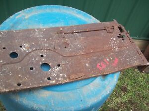 1930 1931 Model A Ford Coupe Inner Door Panel Pass Side Jalopy Mc 31 Rat Rod Hot
