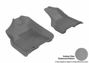 3d Fits 2009 2010 Dodge Ram 1500 G3ac65430 Gray Waterproof Front Car Parts For S