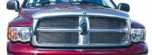 Ship From Usa Fits 2002 2005 Dodge Ram 1500 Gxtb90013 Durable Grille Aftermarket