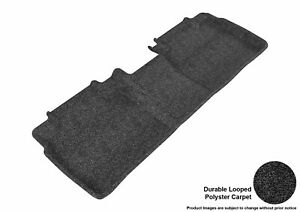 3d Fits 2012 2016 Toyota Camry G3ac39066 Black Carpet Rear Car Parts For Sale