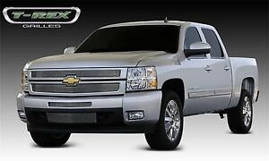 Ship From Usa Fits 2007 2013 Chevrolet Silverado 1500 Gxtb90023 Durable Grille A