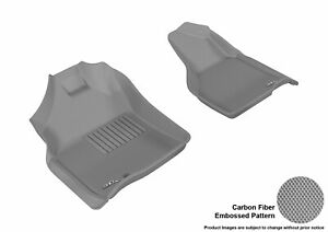 3d Fits 2009 2010 Dodge Ram 1500 G3ac65676 Gray Waterproof Front Car Parts For S