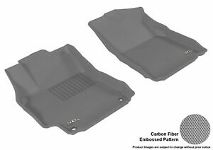 3d Fits 2012 2014 Toyota Camry G3ac09243 Gray Waterproof Front Car Parts For Sal