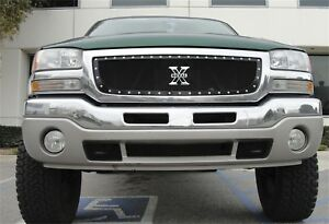 For 2004 Gmc Sierra 2500 Hd T Rex Grille Djtm
