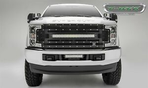For 2018 Ford F 250 Super Duty T rex Grille Djtm