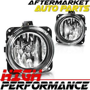 For 2003 Ford Focus Oe Replacement Fog Light Clear